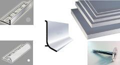 45.3 Profile und Bauplatten