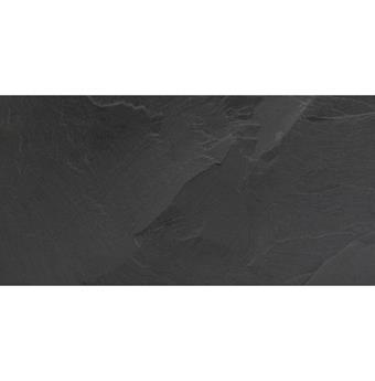 Bodenplatte Schiefer schwarz Mustang