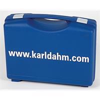 Koffer mit Schaumstoffeinlage