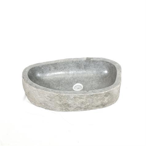 Naturstein Waschbecken Nr. 101, Medium