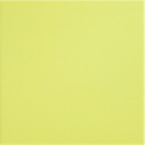 Restposten Wandplatte gelb matt
