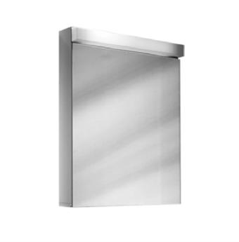 Spiegelschrank LOWLINE LOW 60/1/FL, Aluminiumprofil