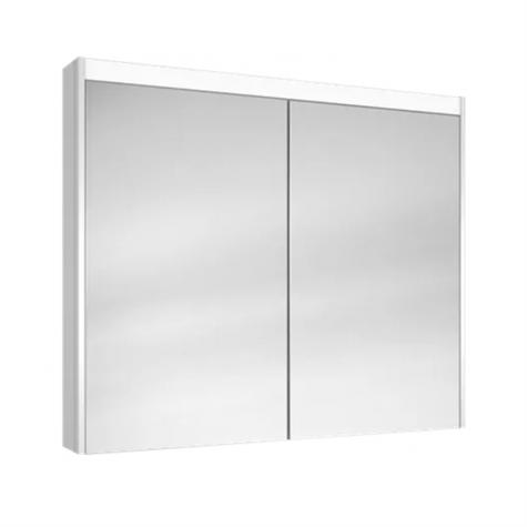 Spiegelschrank O-LINE LED O12 80/2/LED - Lichtfarbe warmweiss 3000K