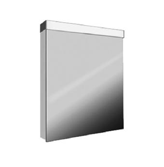 Spiegelschrank PROSAN MEDIUM 50 x 75,5 x 12,5 cm - standard