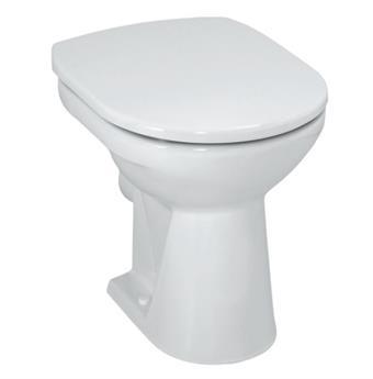 Standklosett PRO Keramik, Tiefspüler - standard