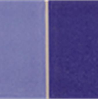 Wandplatte Listel Mosaik blau