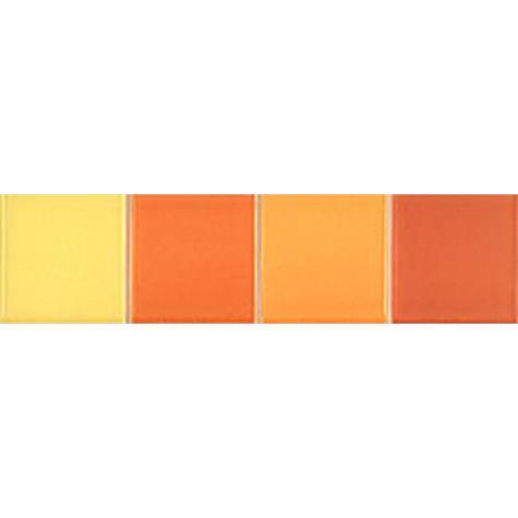 wandplatte listel mosaik orange pl ttli restposten zen ruffinen ag. Black Bedroom Furniture Sets. Home Design Ideas