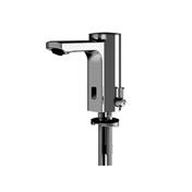 Waschtischsteuerung F5EM1002 A 125 mm, Auslauf fest - verchromt